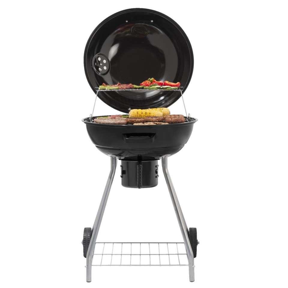 kogelbarbecue Leenbakker Woonboulevard Barendrecht