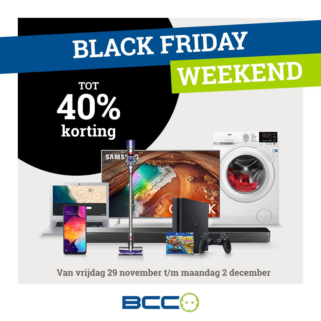 Black Friday BCC